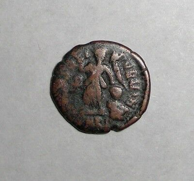 Ancient Roman 1st - 3rd c. AD.  Bronze Coin