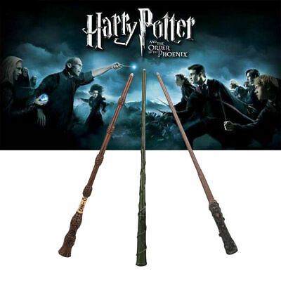 34cm Harry Potter Characters Cast Led Magical Magic Wand With LED Cosplay Party