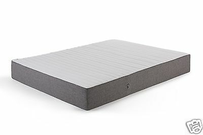 "Hypnia Memory Foam Mattress Single Double King 3Ft 4Ft 5Ft Depths 6"" 8"" 10"" 12"""