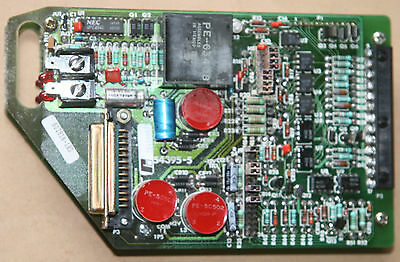 Reliance RX 802816-1RD Automate 35 Peripheral card Baud Rate Software Selectable