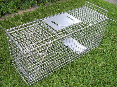 TRAP Humane possum cat rabbit bird animal cage live catch