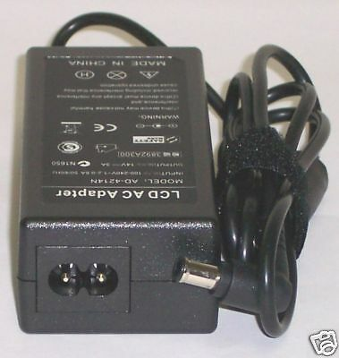 AC Adapter for Dell and Samsung LCD Monitors, 14V 3A Replace P/N AD-4214N 152471