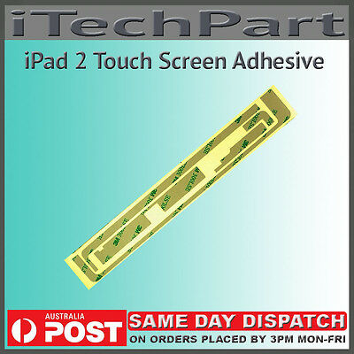 Touch Screen Digitizer Adhesive Double Sided Tape Sticker For iPad 2