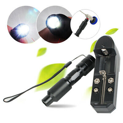 Portable LED Cold Light Source Endoscopy 3W-10W Connector fit Storz wolf Surgery