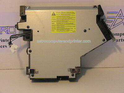 HP LaserJet LJ 8100 8150 Laser Scanner Assembly RG5-4344 C4214-69003