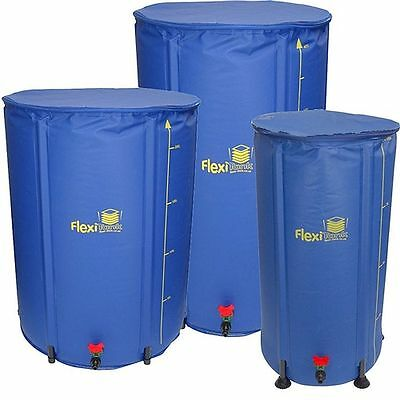 Autopot Flexi Tank Water Butts Storage Collapsible Fold Up Compact Hydroponics