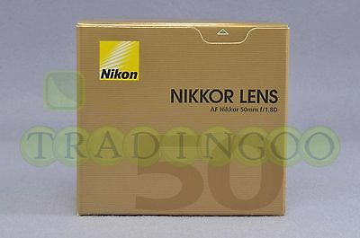 激安Nikon AF Nikkor 50mm f/1.8D /w 1 year warranty 日本に出荷 For D7000/D600