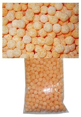 Bulk Lollies 1kg Fizzoes Orange Candy Lagoon Kids Party Favour Sweet Candys