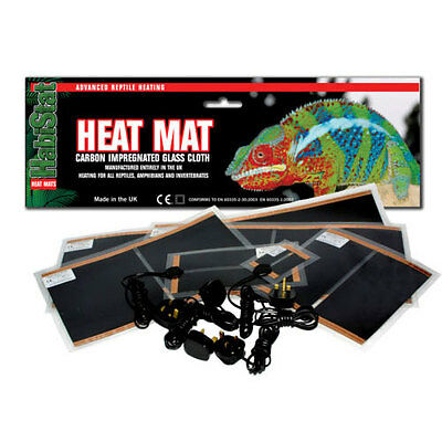 Habistat Heat Mat - Reptile Vivarium Heating