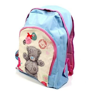 Me To You 'Bon Voyage' Large School Bag Rucksack Backpack Brand New Gift