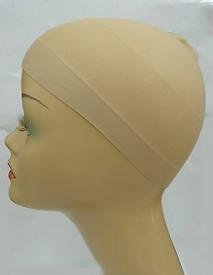 Skin,black,brown Colour Nude Wig Cap Deluxe Wig Cap Fancy Dress Hair Cap New