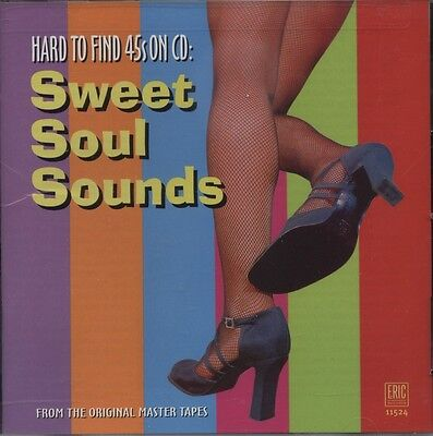 Various - Hard To Find 45s On CD - Sweet Soul Sound - Soul