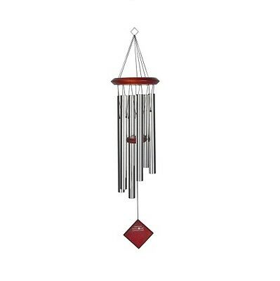 Woodstock Encore Collection Chimes of Pluto Windchime  - Silver DCS27