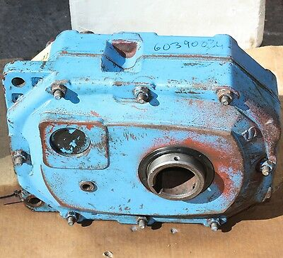 Sala 15.34 to 1 gearbox reducer drive input OD 28mm Output ID 55mm