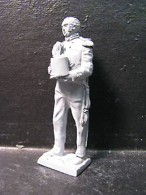 TOY SOLDIERS vintage RON HINOTE US ARMY ARTILLERY OFFICER 1840 UNPAINTED CASTING