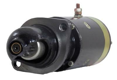 NEW STARTER MASSEY FERGUSON TRACTOR TO20 TO30 TO35 10461661 1109457