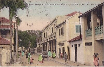 S n gal cameroun afrique cartes postales collections for Chambre de commerce dakar senegal