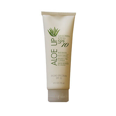 Aloe Up Sun Lotion Water Resistant SPF 10 120ml