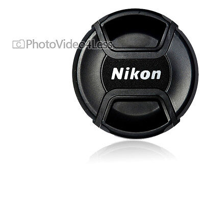 Genuine Nikon 72mm Snap-on Lens Cap For Nikon Lenses 72 mm LC-72