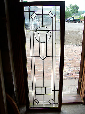 beveled and textured glass featured in this window (SG 1501)