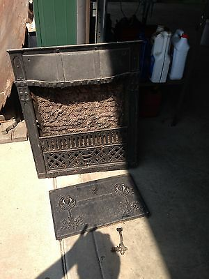 Castirongas Insert Antique 6