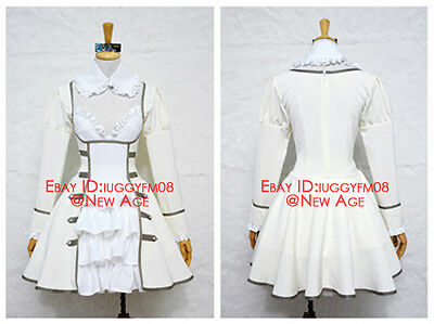 Chobits Chii Lolita Dress Cosplay Costume Outfit Dress