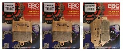 EBC FA209//2HH Replacement Brake Pads for Rear Triumph Rocket III 04-09