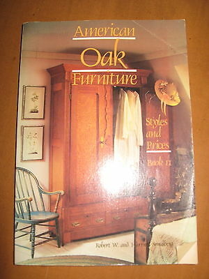 American Oak Furniture Styles and Prices Book II