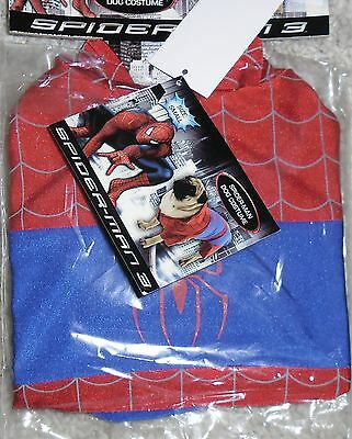 Spiderman 3 Halloween Pet Dog Costume Sizesmall New! 8-11Lbs 10-11 Inches!