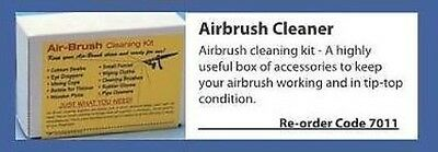 Albion Alloys 7011 - Airbrush Cleaning Kit - New Pack