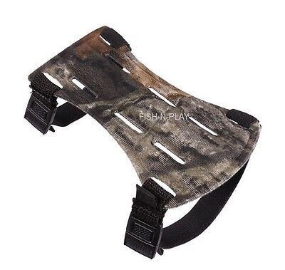 """Mossy Oak Archer - Archery 6.5"""" Protection Arm Guard Camouflage Armguard Mo-A6.5"""
