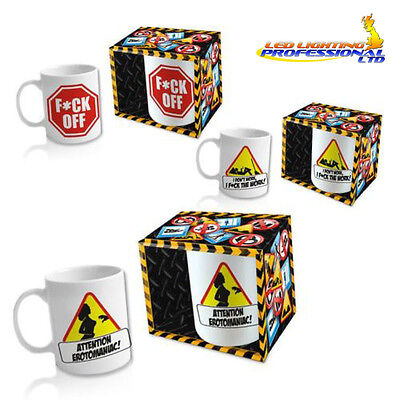 Hardcore Mugs - Perfect Cheeky Funny Rude Adult Birthday Christmas Present