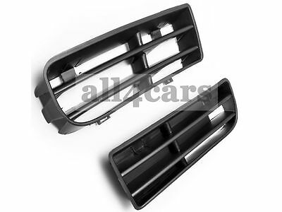 Vw Golf Mk4 1997 - 2005 Front Bumper Lower Corner Grille Pair O/s & N/s