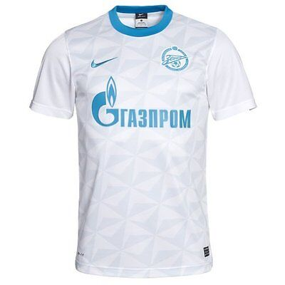 Official Men's FCZ  Zenit St Petersburg Away Shirt  2011- 2012, Stadium Version