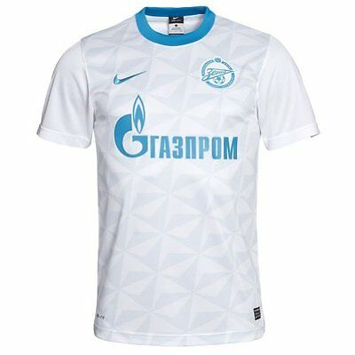 "Official Men's FCZ  Zenit St Petersburg Away Shirt  2011/12, XXL (Chest 50-52"")"