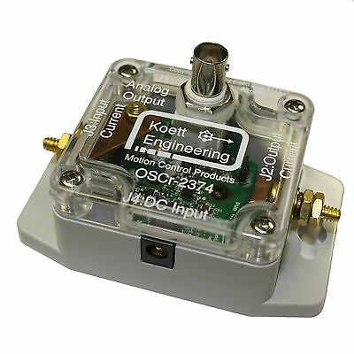 Koett Engineering OSCr-2374A-3 +/-30 A Current Probe