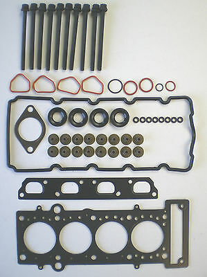 Head Gasket Set Bolts Mini One Cooper 1.6 16V W10B16A Vrs Bmw New Conertible