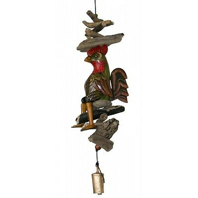 Cohasset 611 Lucky Rooster Bell Handcrafted
