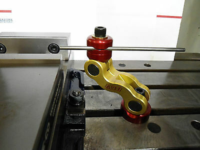 APM Vise stop 5 Axis movement mill work stop part locator MADE IN USA