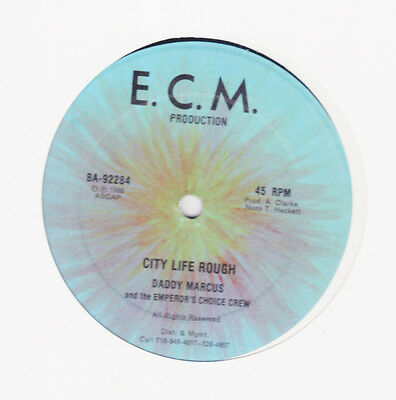 SEALED WICKED DIGI ROOTS - DADDY MARCUS - CITY LIFE ROUGH  hear