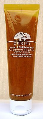 Origins Never A Dull Moment Face Polisher - FREE UK POST WILL POST WORLDWIDE