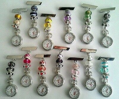 Nurses/Carers/Beauticians Fob Watch £7.99 - 14.99 Engraved