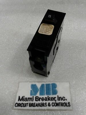 MP115 Murray Type MP Circuit Breaker 1 Pole 15 Amp 120V (2 YEAR WARRANTY)