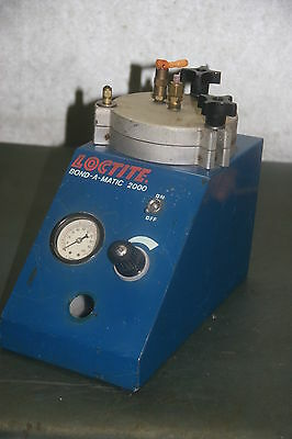 Locktite Bond-A-Matic 2000 Dispensing Dispenser Unit