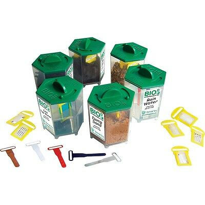 Biodegradability Kit Science Experiment Research Teaching Resource Green