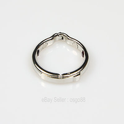 Sexual Wellness Medical Grade Stainless Steel Ball Penis Ring Impotence Erection Aid Ua885