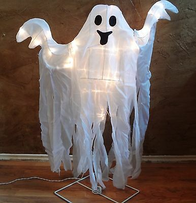 SWAY GHOST Animated 46 in tall Lighted Halloween Decoration NEW IN BOX