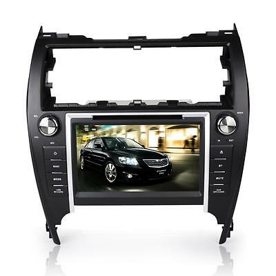 "8"" Car DVD GPS Navigation for 2012-2013 Toyota Camry North American version"