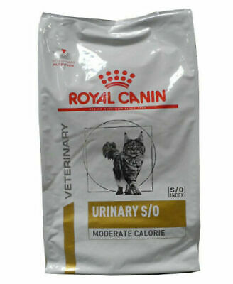 9kg Royal Canin Urinary S/O Moderate Calorie Veterinary Diet Katzenfutter
