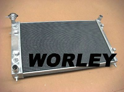 Aluminum radiator for Holden Commodore VY V6 2002 2003 2004 02 03 04 Manual